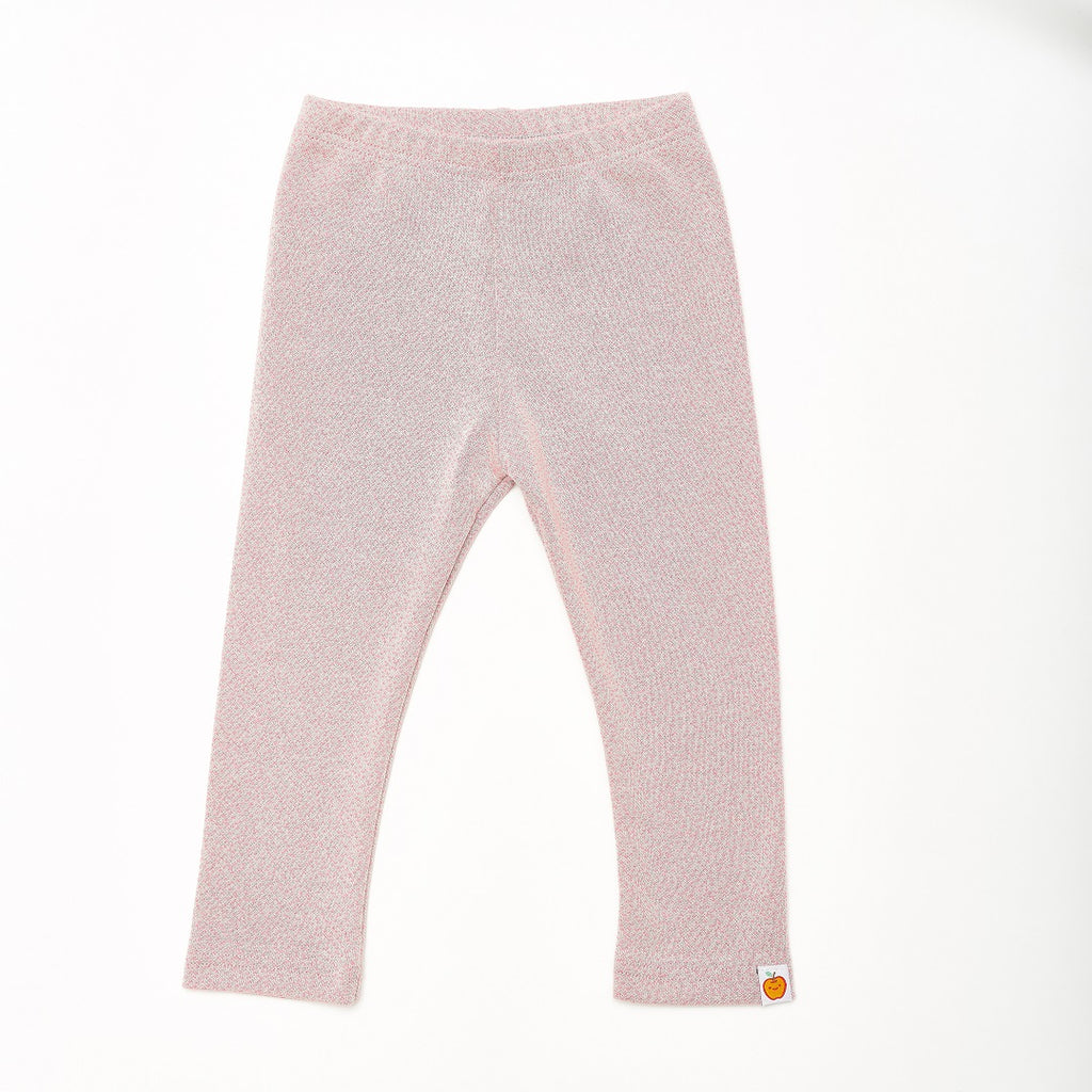 "Leggings ""Dotties Pink"" - Cheeky Apple"