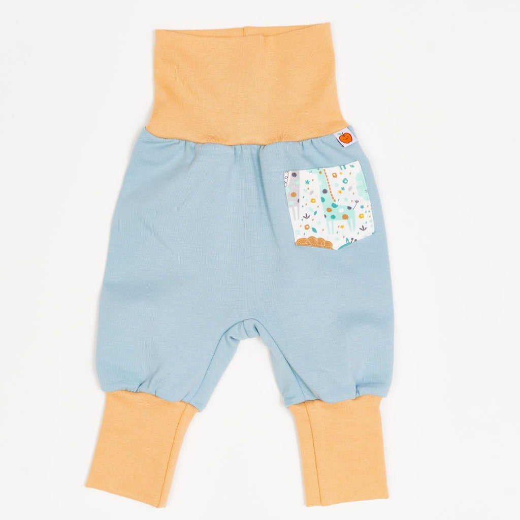 "Baby sweat pants ""Frost/Mini Jungle"""