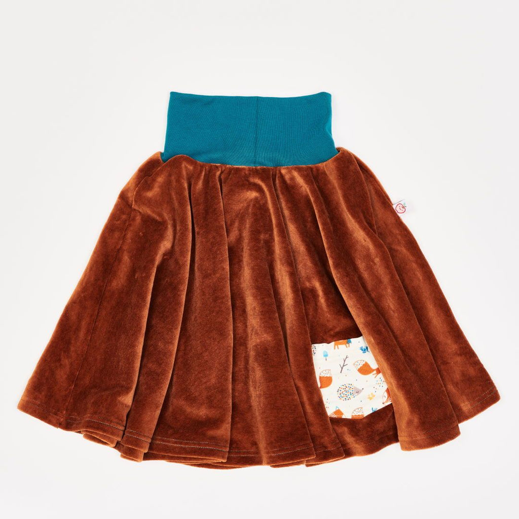 "Skirt ""Nicki Coppper