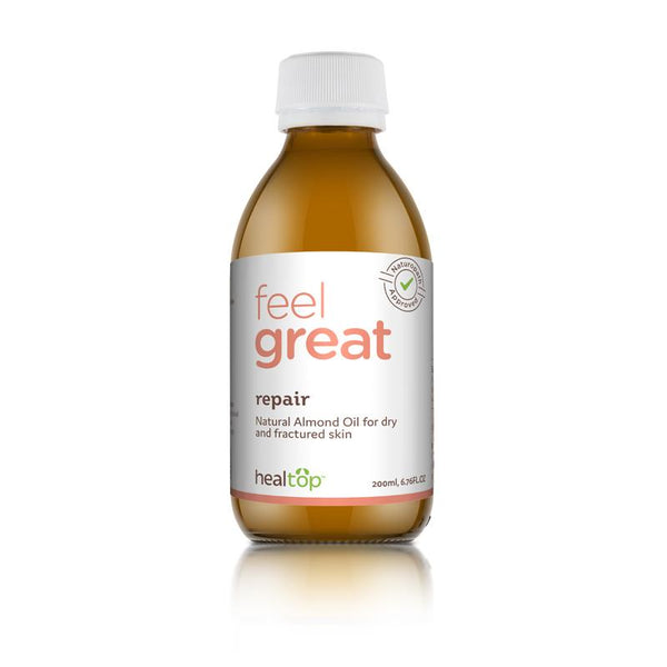 Repair - 100% Natural Almond Oil Rich in Vitamin E