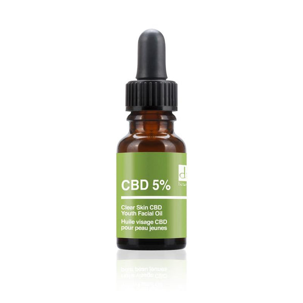 Clear Skin Youth Anti-Bacteria CBD Facial Oil