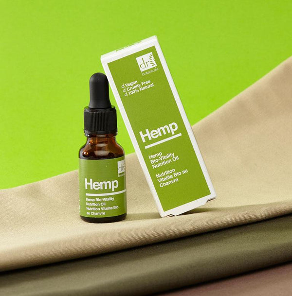 Hemp Bio-Vitality Nutrition Oil