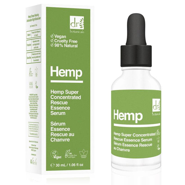 Hemp Super Concentrated Rescue Essence Serum
