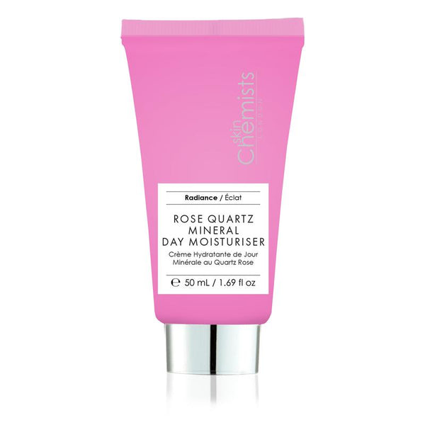 Rose Quartz Mineral Day Moisturiser ( Tube )