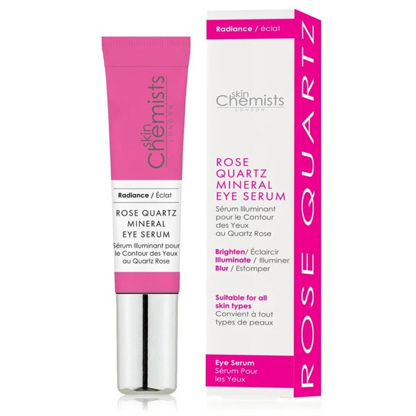 Rose Quartz Mineral Eye Serum ( Tube )