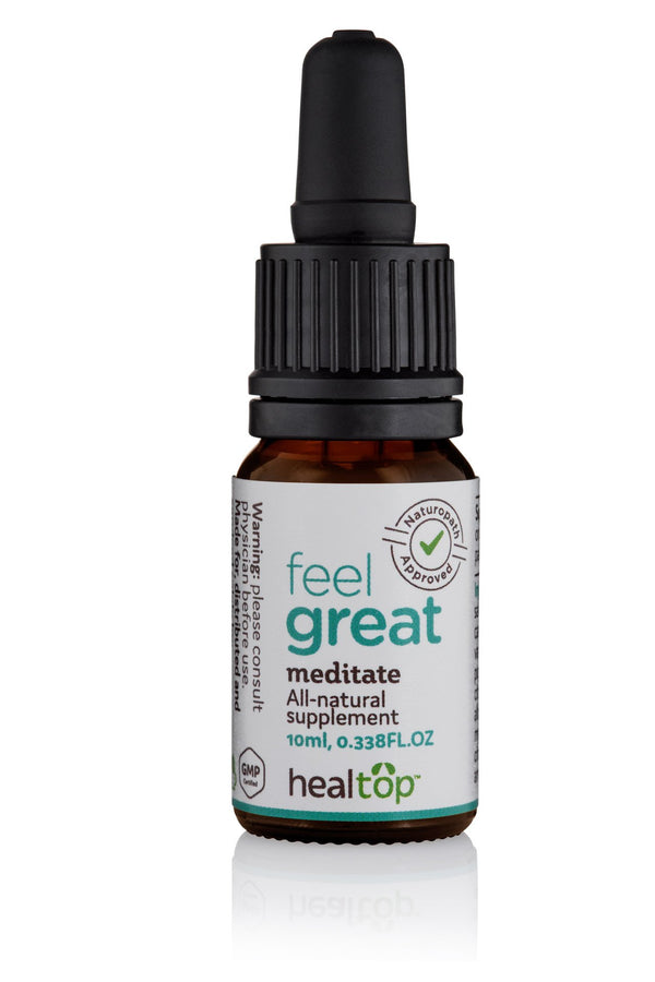 Meditate - All-Natural Supplement