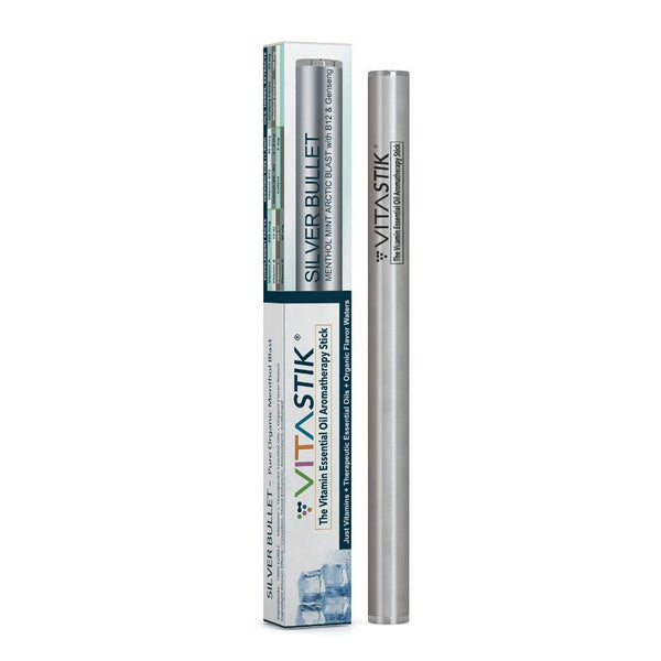 Silver Bullet Menthol Arctic Blast - Asthma, Nasal, Allergy Relief