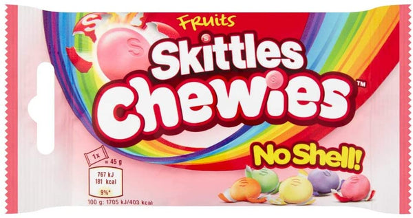 Skittles Fruit Chewies Bag (45G)
