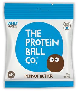 PROTEIN BALL CO PEANUT BUTTER PROTEIN BALL