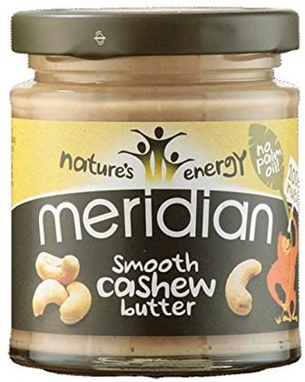 Meridian Organic Smooth 100% Cashew Butter