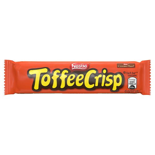 Nestle Toffee Crisp (38g)
