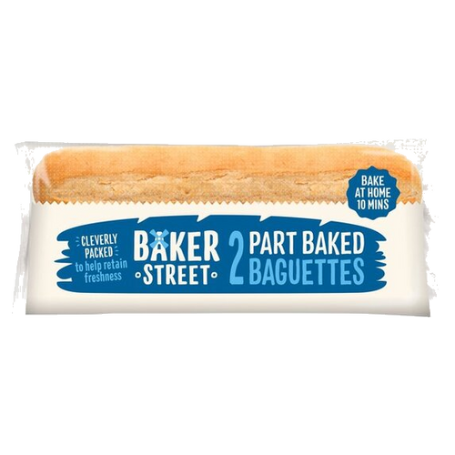 Bake At Home Baguettes (2-Pack)