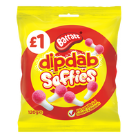 Barrette Dib Dab Softies Bag (120g)