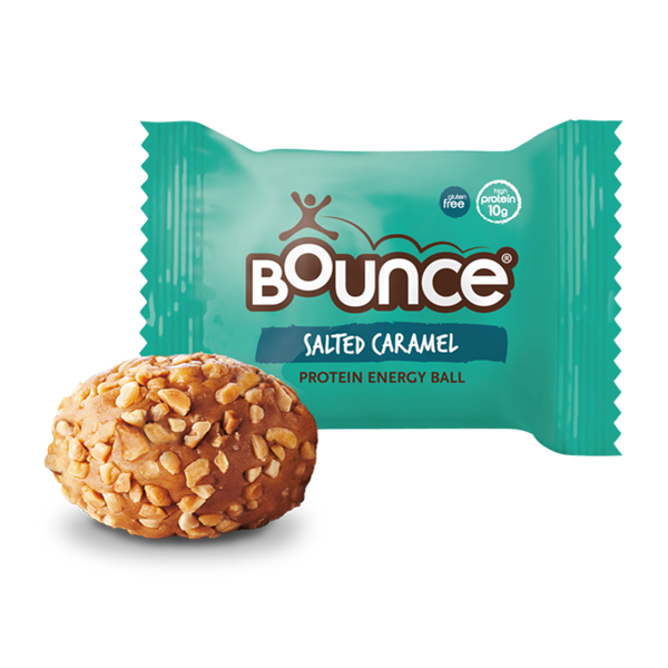 Bounce Salted Caramel Protein Ball (40g)