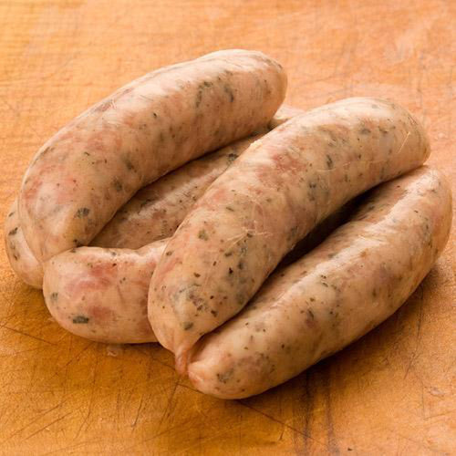 Beef, Honey & Rosemary Chipolata Sausages (4 Pack)