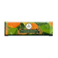 Cranberry & Orange Crunchy Granola Bar (Single)