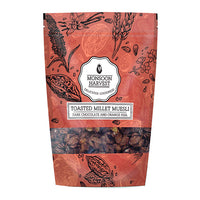 Toasted Millet Muesli Dark Chocolate and Orange Peel (250g)