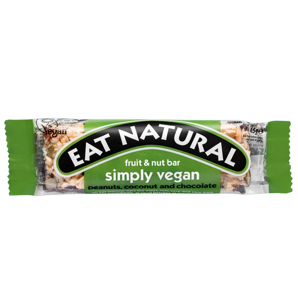 Eat Nat Vegan Fru&Nut Bar (45G)