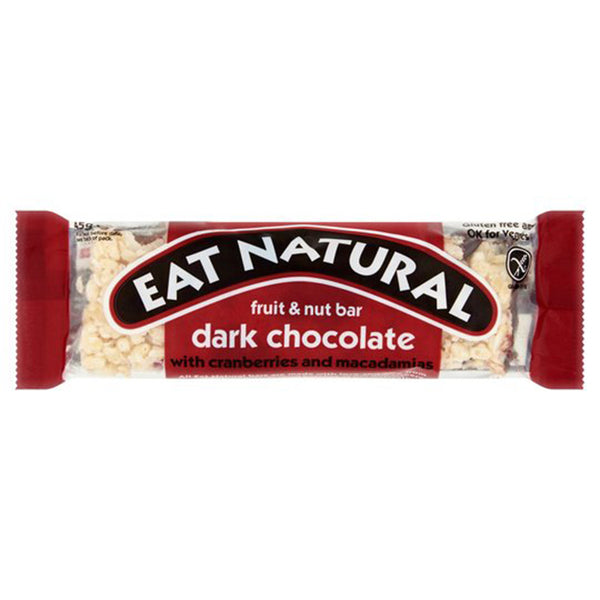 Eat Natural Cranberry & Macadamia Gluten Free (45g)