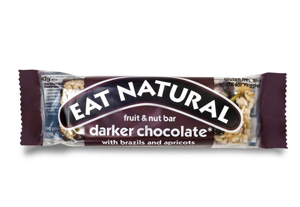 Eat Natural Dark Chocolate with Brazil Nuts & Apricots (45G)