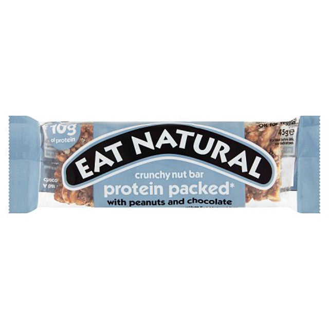 Eat Natural Protein Bar Peanut & Chocolate (45g)