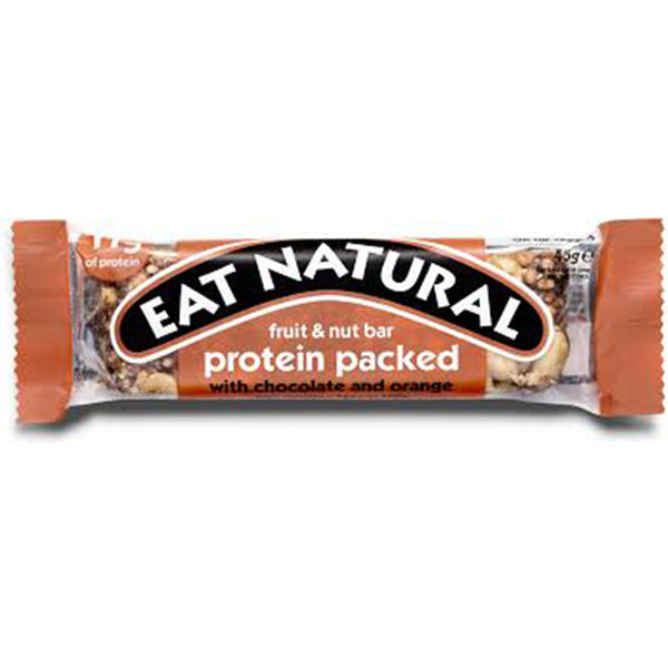 Eat Natural Protein Bar Chocolate Orange (45g)