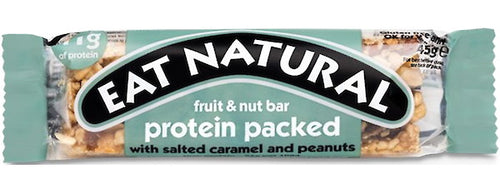 Eat Natural Protein Bar Salted Caramel & Peanut (45g)
