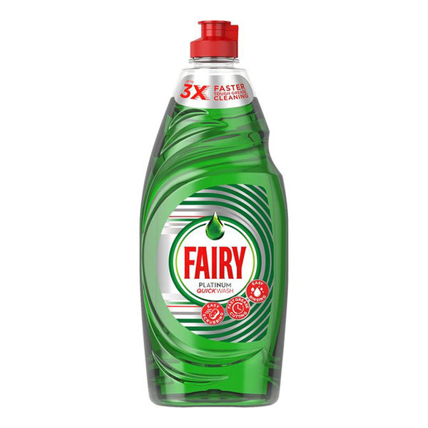 Fairy Washing Up Liquid Platinum Original (383ml)