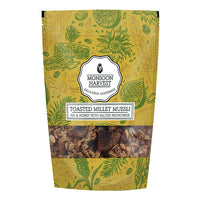 Toasted Millet Muesli Fig & Honey with Salted Pistachios (250g)