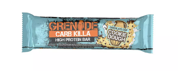 Grenade Carb Killa Chocolate Chip Cookie Dough (60g)
