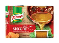 Knorr Stock Pot Beef (4X28G)