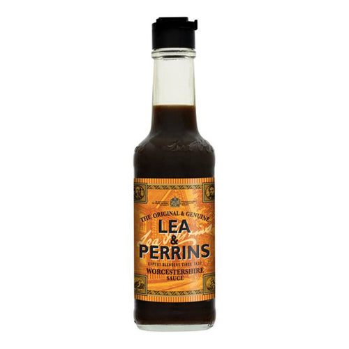 Lea & Perrins Worchester Sauce (150ml)