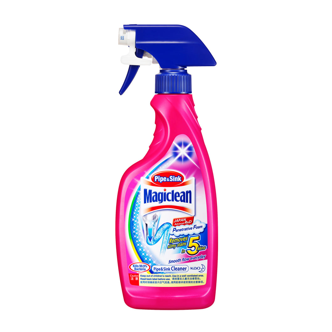 Magiclean Sink & Pipe Cleaner (500ml)