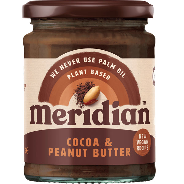 Meridian Cocoa & Peanut Butter (280G)