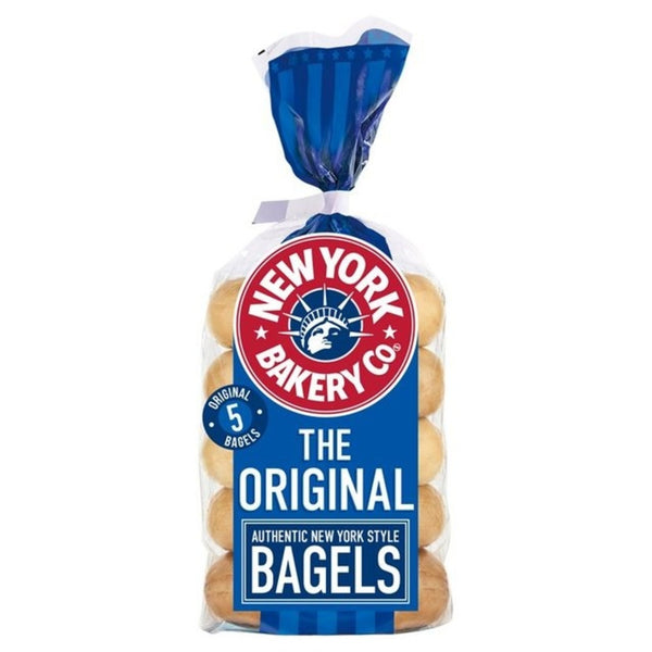 New York Original Bagels