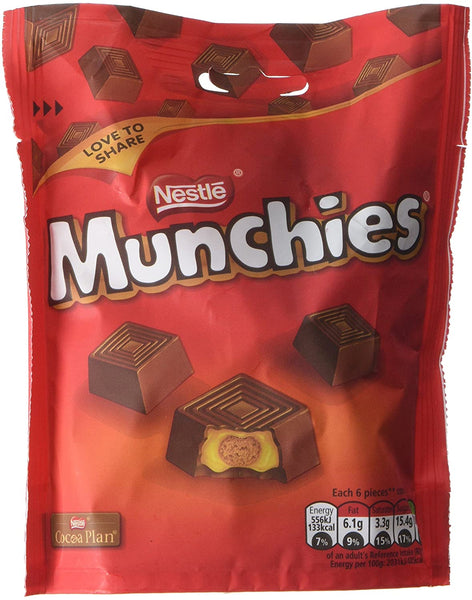 Nestle Munchies Pouch (81G)