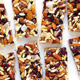 Nuts & Seeds Bar - Cranberry & Almond (Single)