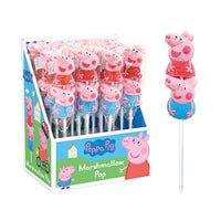 Peppa Pig Marshmallow Lolly (20g)