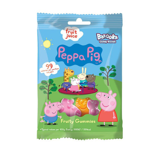 Peppa Pig Mixed Flavour Gummies (45g)