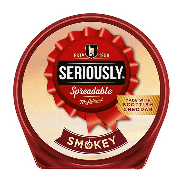 Seriously Strong Spreadable Smokey (125g)