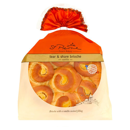 St. Pierre Tear & Share Brioche (500g)