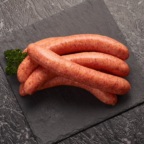 Classic BBQ Beef Sausages (4 pack)