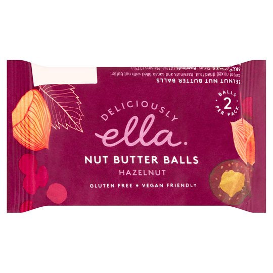 D'Ella Hazelnut Butter Ball (36G)