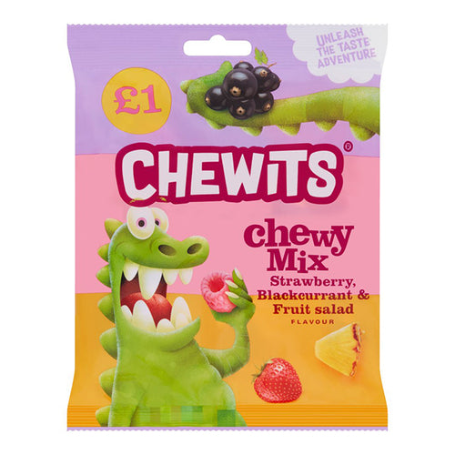 Chewits Chew Mix Bag (125g)