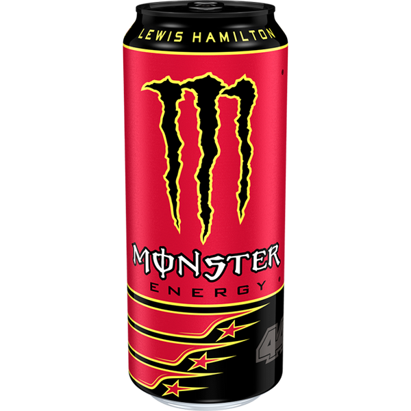 Monster Limited Edition - Lewis Hamilton 44