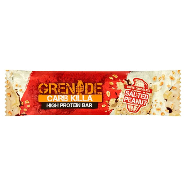Grenade Carb Killa White Chocolate Salted Peanut (60G)