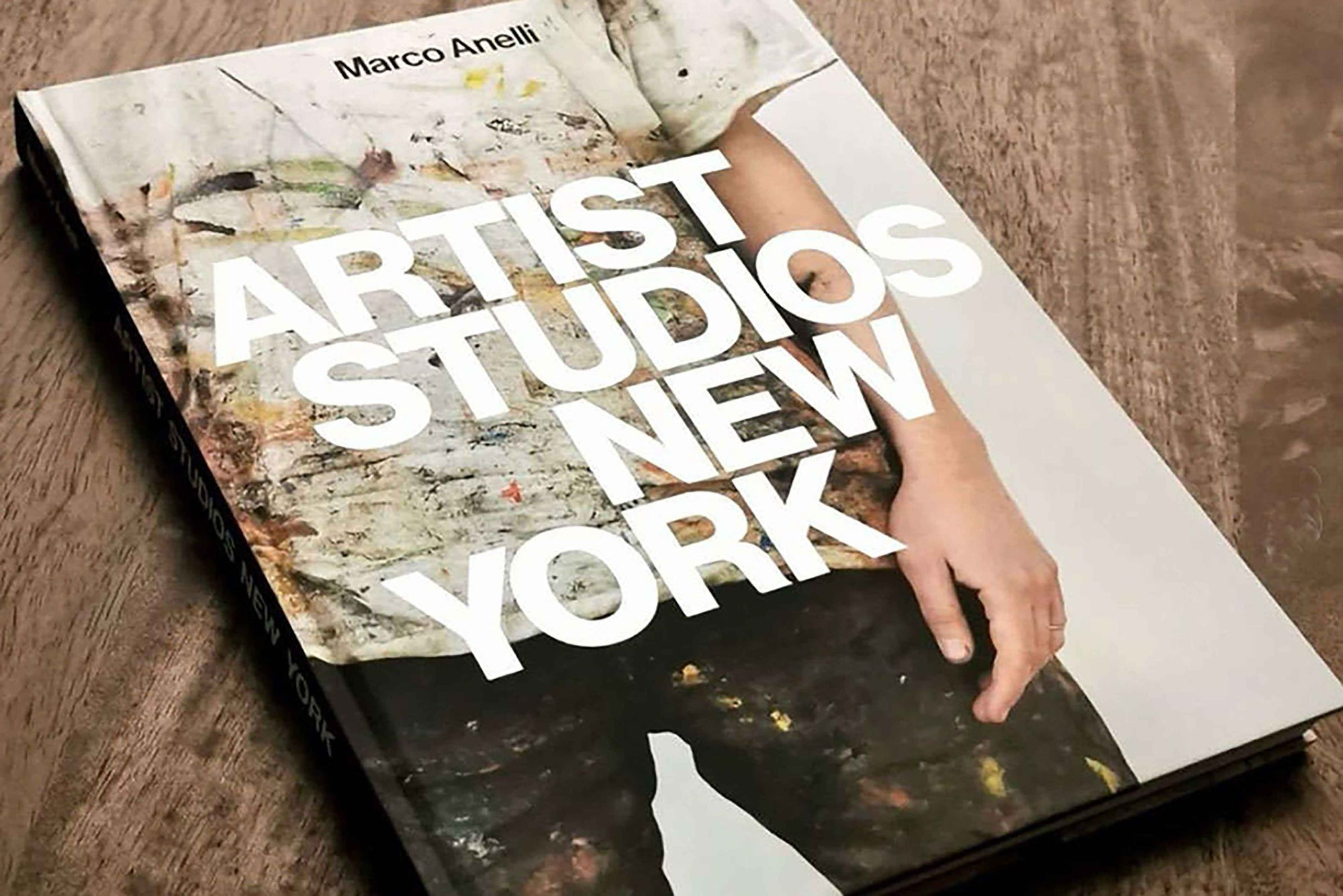 Artist Studio New York by Marco Anelli