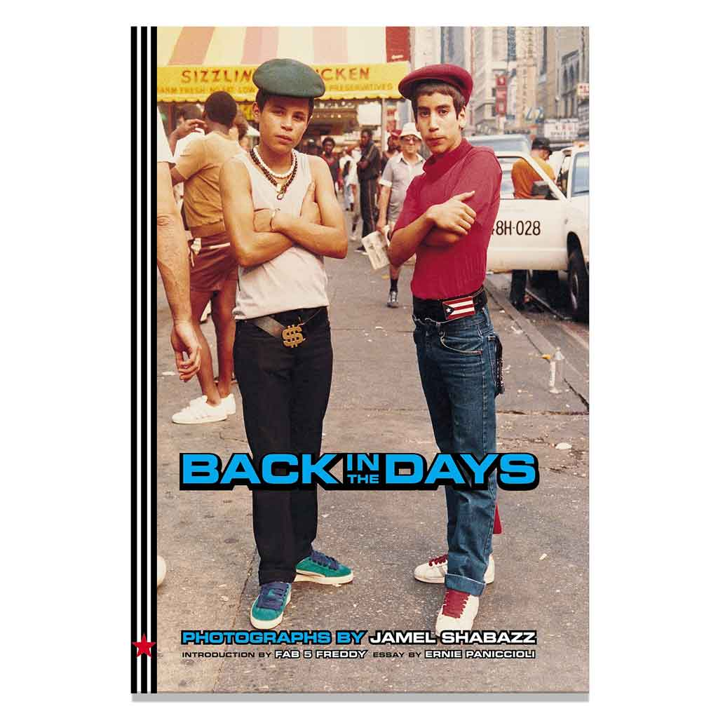 Back in the Days front cover