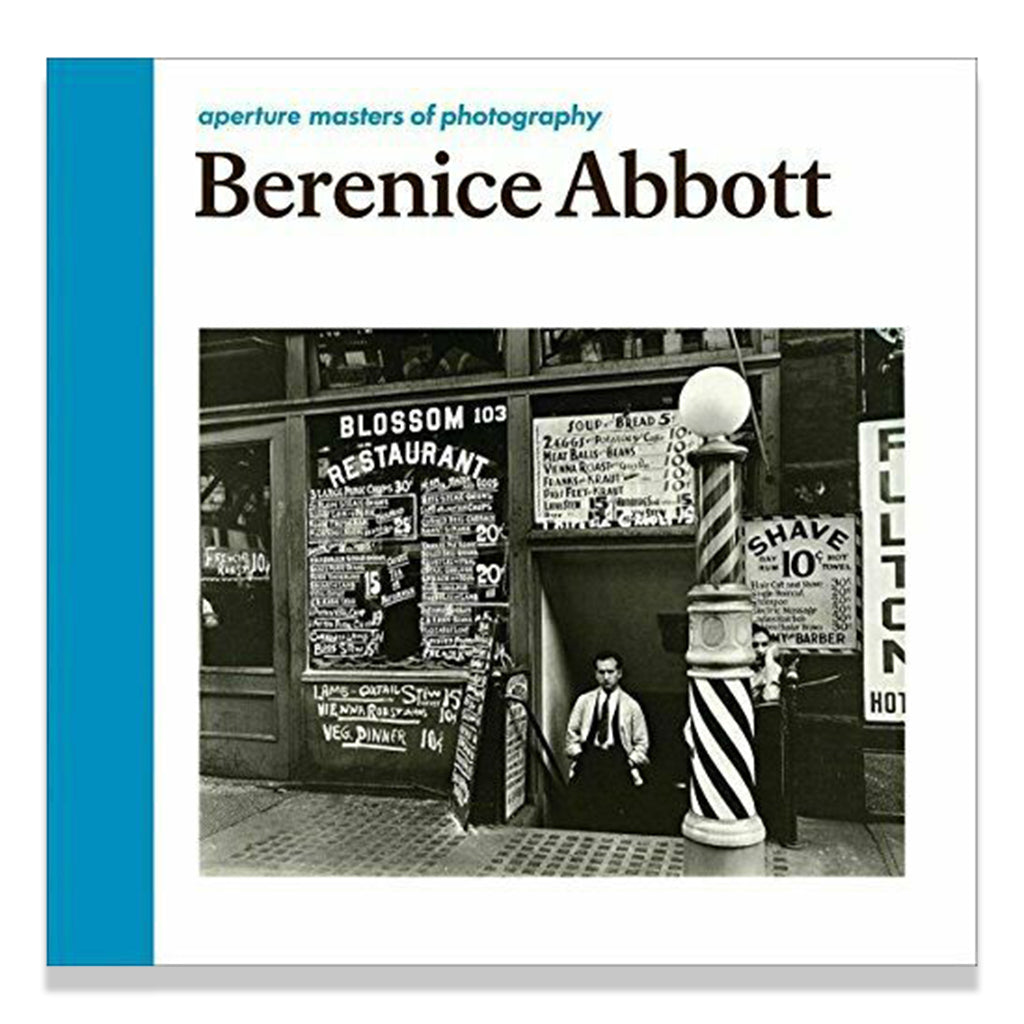 Front cover of Berenice Abbott: Aperture Masters of Photography