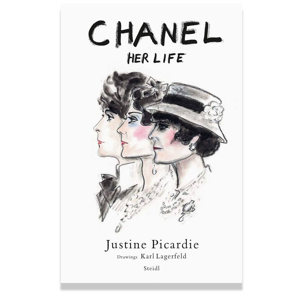 Front cover of Chanel: Her Life
